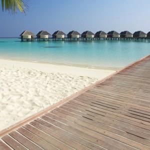 Luxury Maldives holiday packages - Kanuhura Maldives - water villa