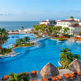 Luxury All Inclusive Holiday Packages Moon Palace Mexico