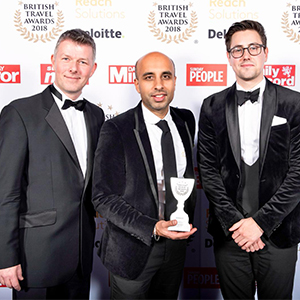 British Travel Awards 2018 Award Winning Travel Agency In Birmingham Thumbnail 2