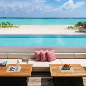 Luxury Maldives Holiday Packages LUX North Male Atoll Two Bedroom Beach Residence