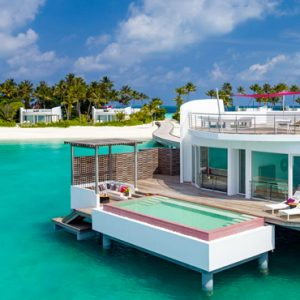 Luxury Maldives Holiday Packages LUX North Male Atoll Water Villa