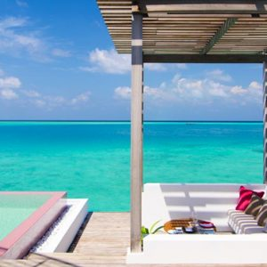 Luxury Maldives Holiday Packages LUX North Male Atoll Water Villa 6