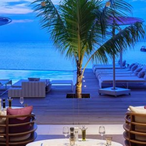Luxury Maldives Holiday Packages LUX North Male Atoll Dining