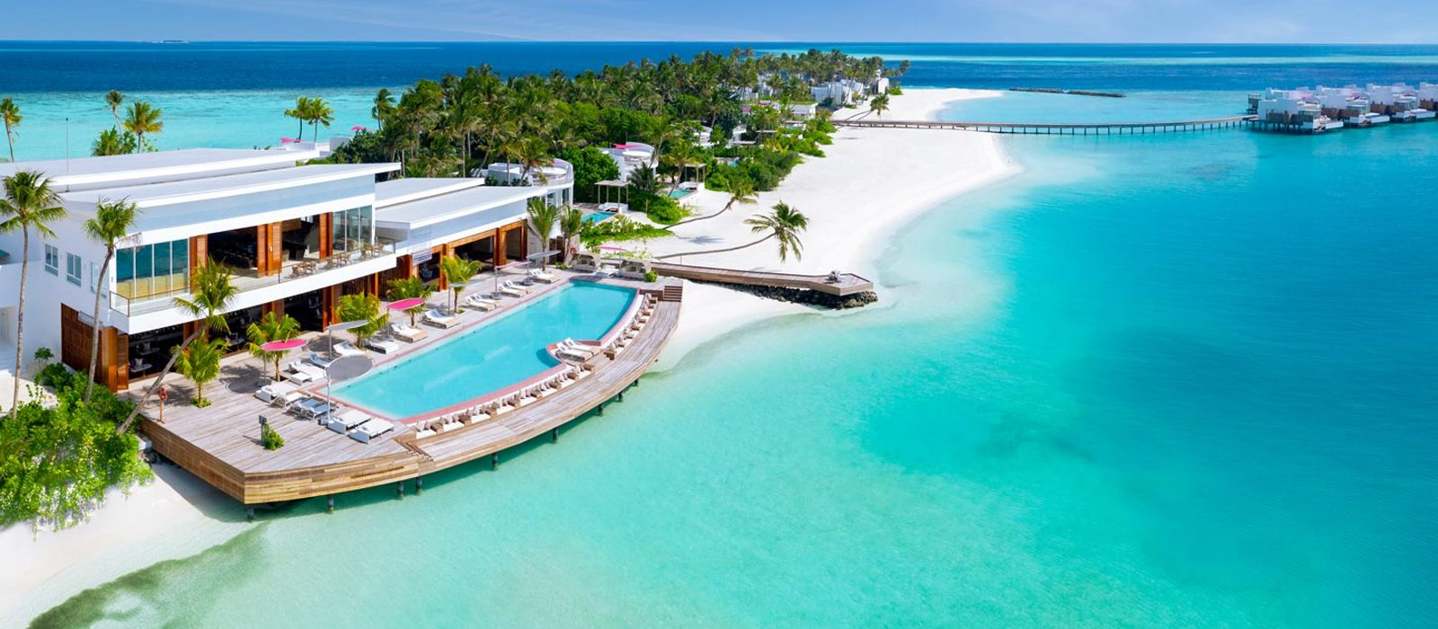 Luxury Maldives Holiday Packages LUX North Male Atoll Header