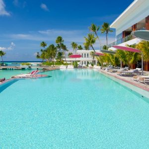 Luxury Maldives Holiday Packages LUX North Male Atoll Pool