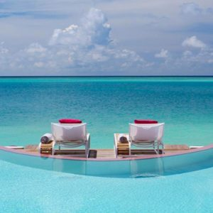 Luxury Maldives Holiday Packages LUX North Male Atoll Pool 2