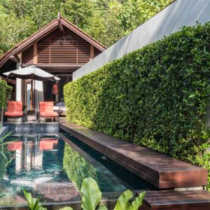 Luxury Thailand Holiday Packages Tubkaak Boutique Resort Krabi Ocean View Pool Villa