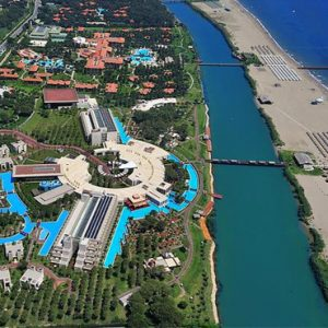 Luxury Turkey Family Holiday Packages Gloria Serenity Resort Turkey Exterior