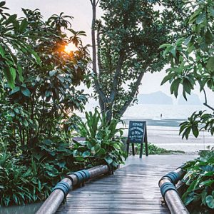 Luxury Thailand Holiday Packages Tubaak Resort Krabi Beach 2