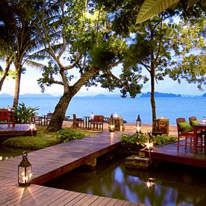 Luxury Thailand Holiday Packages Tubaak Resort Krabi Dining 2
