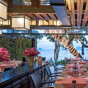 Luxury Thailand Holiday Packages Tubaak Resort Krabi Dining 4