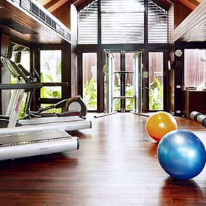 Luxury Thailand Holiday Packages Tubaak Resort Krabi Gym