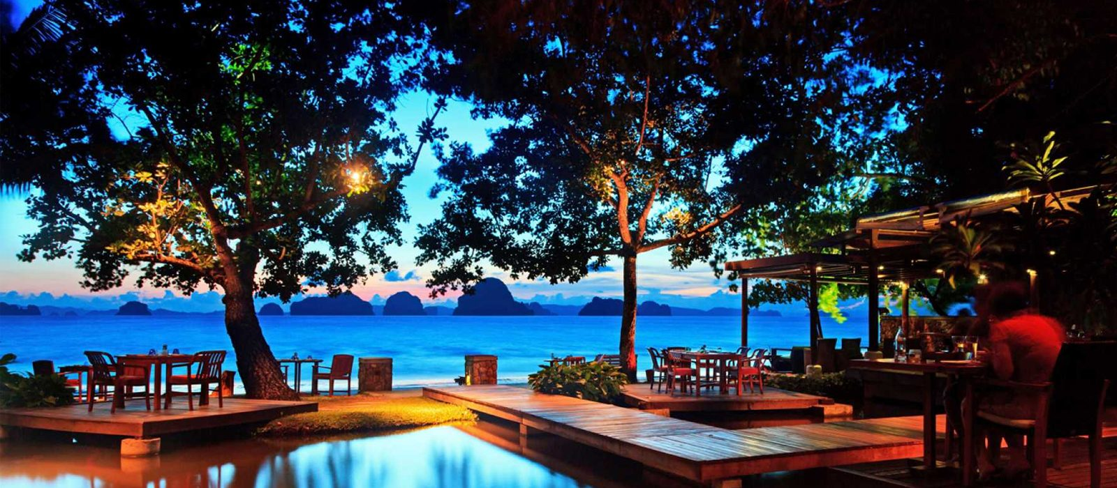 Luxury Thailand Holiday Packages Tubaak Resort Krabi Header