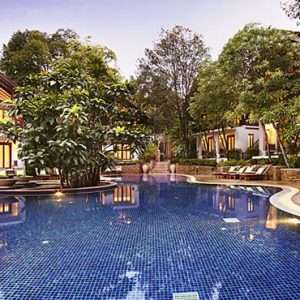 Luxury Thailand Holiday Packages Tubaak Resort Krabi Pool