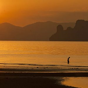 Luxury Thailand Holiday Packages Tubaak Resort Krabi Sunset