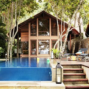 Luxury Thailand Holiday Packages Tubaak Resort Krabi Villa