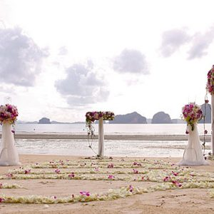 Luxury Thailand Holliday Packages Tubaak Resort Krabi Wedding