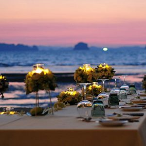 luxury Thailand Holiday Packages Tubaak Resort Krabi Wedding 2