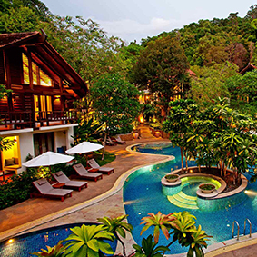 Luxury Thailand Holiday Packages Tubaak Resort Krabi thumbnail