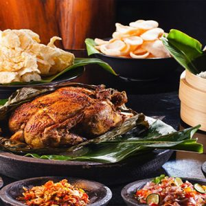 Bali holiday Packages The Laguna Bali Balinese Cuisine