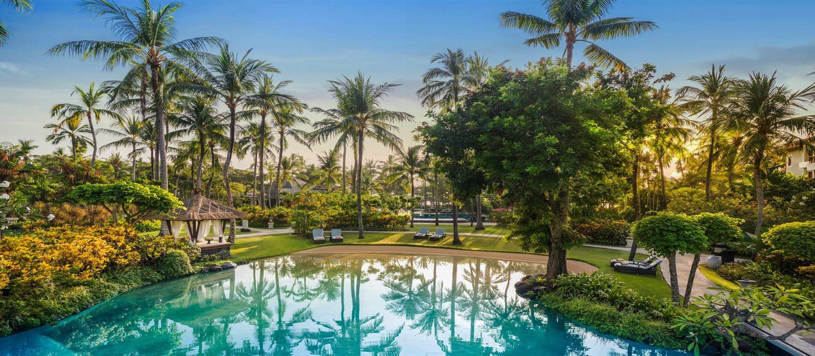 Bali holiday Packages The Laguna Bali Header