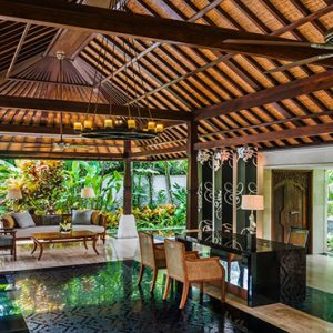 Bali holiday Packages The Laguna Bali The Lagoon Pool Villa Lobby