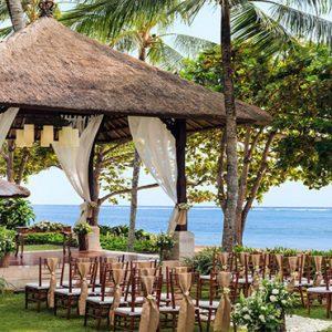 Bali holiday Packages The Laguna Bali Wedding Setup1