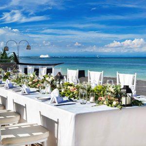 Bali holiday Packages The Laguna Bali Wedding Setup4