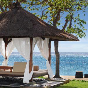 Bali holiday Packages The Laguna Bali Beach Gazebo