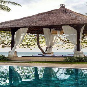 Bali holiday Packages The Laguna Bali Beachfront Spa Gazebo