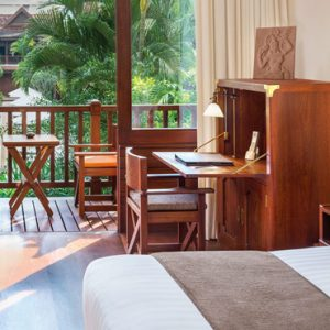 Luxury Cambodia Holiday Packages Belmond La Residence Dangkor Poolside Junior Suite