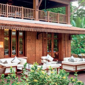Luxury Cambodia Holiday Packages Belmond La Residence Dangkor Dining