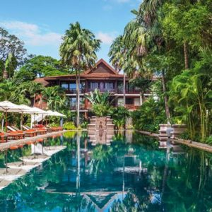 Luxury Cambodia Holiday Packages Belmond La Residence Dangkor Exterior
