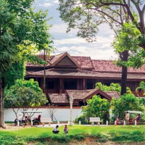 Luxury Cambodia Holiday Packages Belmond La Residence Dangkor Gardens