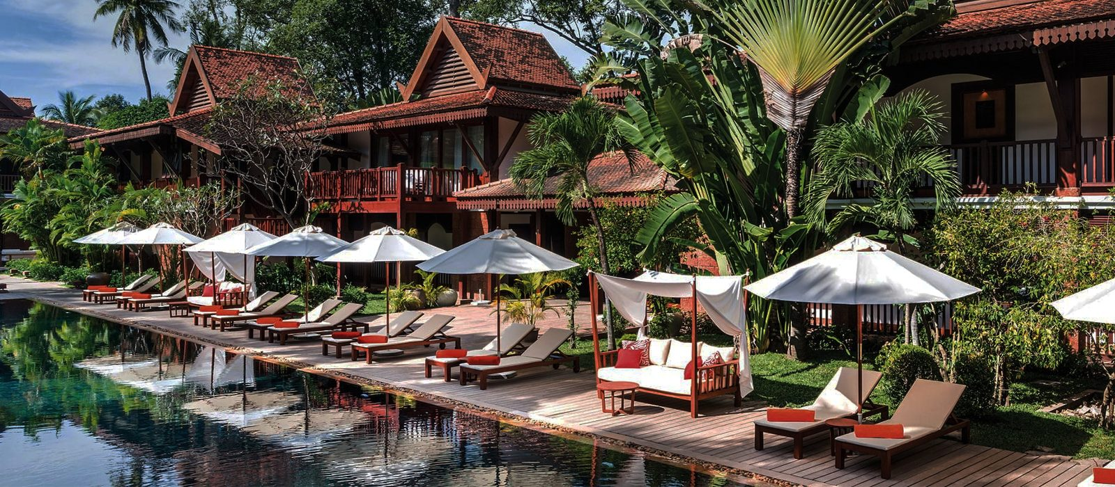 Luxury Cambodia Holiday Packages Belmond La Residence Dangkor Header