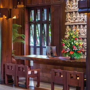Luxury Cambodia Holiday Packages Belmond La Residence Dangkor Interior 2