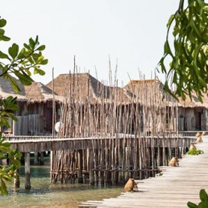 Luxury Cambodia Holiday Packages Song Saa Private Island Resort Cambodia One Bed Overwater Villas 3