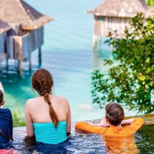 Luxury Cambodia Holiday Packages Song Saa Private Island Resort Cambodia One Bedroom Jungle Villa 2