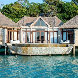Luxury Cambodia Holiday Packages Song Saa Private Island Resort Cambodia Royal Villa