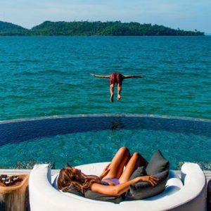 Luxury Cambodia Holiday Packages Song Saa Private Island Resort Cambodia Royal Villa 5
