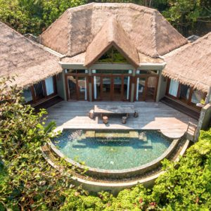 Luxury Cambodia Holiday Packages Song Saa Private Island Resort Cambodia Two Bed Jungle Villas 2