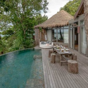 Luxury Cambodia Holiday Packages Song Saa Private Island Resort Cambodia Two Bed Jungle Villas 5
