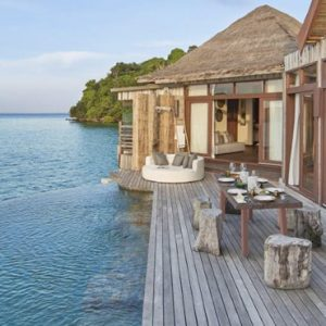 Luxury Cambodia Holiday Packages Song Saa Private Island Resort Cambodia Two Bed Overwater Villas