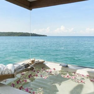 Luxury Cambodia Holiday Packages Song Saa Private Island Resort Cambodia Two Bed Overwater Villas 2