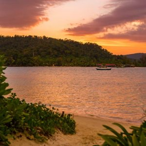 Luxury Cambodia Holiday Packages Song Saa Private Island Resort Cambodia Beach