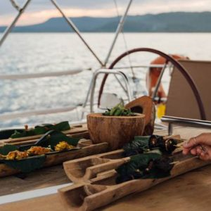 Luxury Cambodia Holiday Packages Song Saa Private Island Resort Cambodia Dining