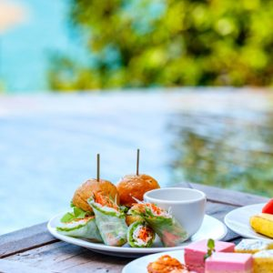 Luxury Cambodia Holiday Packages Song Saa Private Island Resort Cambodia Dining 2