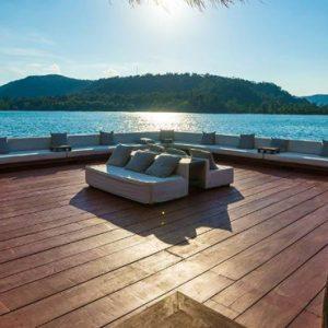 Luxury Cambodia Holiday Packages Song Saa Private Island Resort Cambodia Dining 4