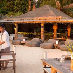 Luxury Cambodia Holiday Packages Song Saa Private Island Resort Cambodia Dining 5