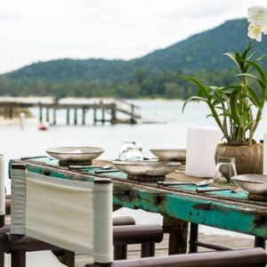 Luxury Cambodia Holiday Packages Song Saa Private Island Resort Cambodia Dining 7